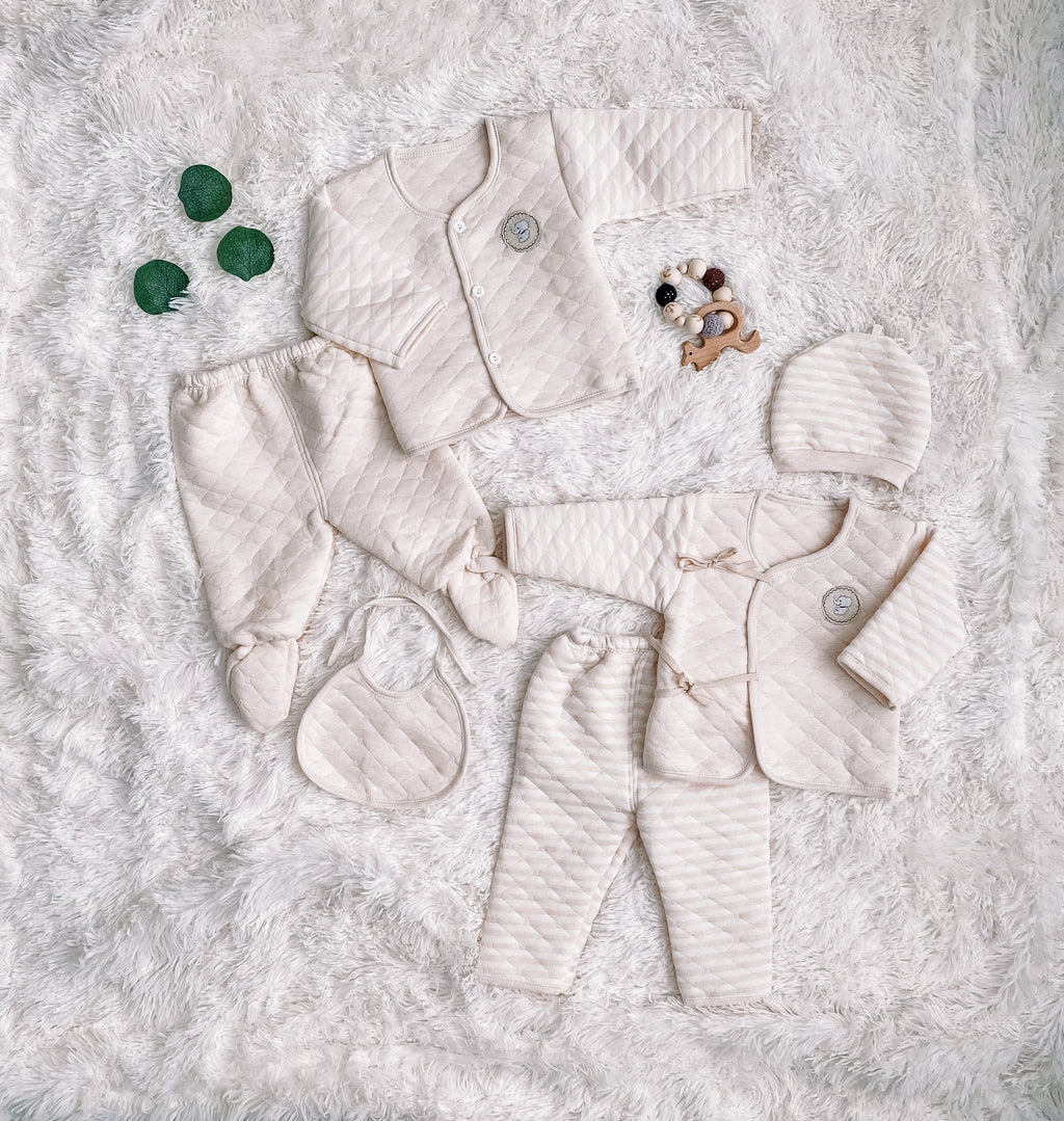 Vintage Infant Set - Leo + The Gemini