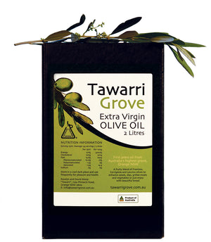 2 Litre Extra Virgin Olive Oil in a Box