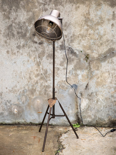 Lampe Industrie look