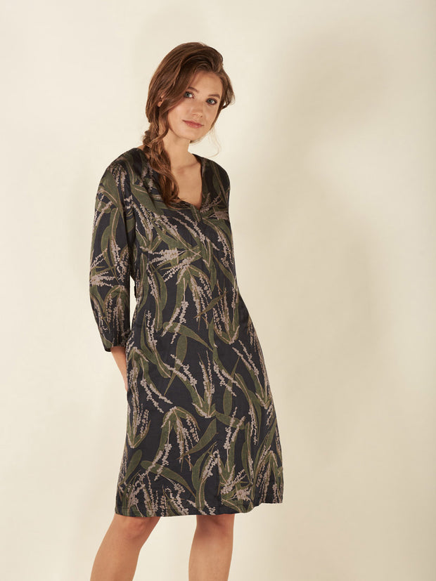 Kleid Eco Viskose Jungle NILE