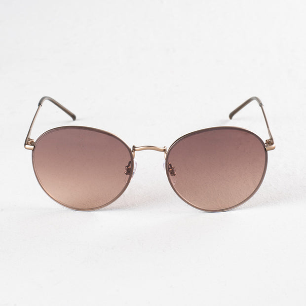 Sonnenbrille Coffee Metal NILE