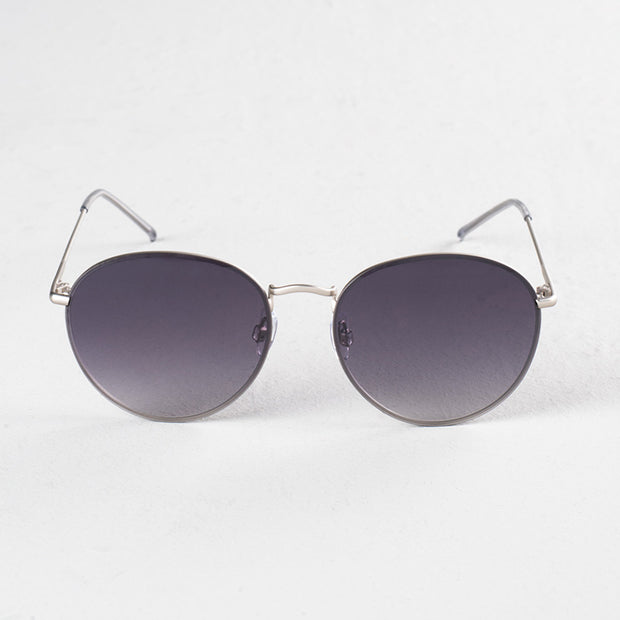 Sonnenbrille Silver Metal NILE