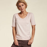 Shirt Eco Baumwolle Nude Dirty NILE