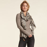 Pullover Eco Baumwolle Sand NILE