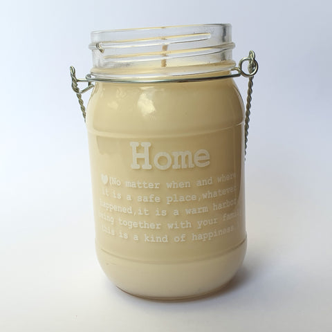 Citronella Candle