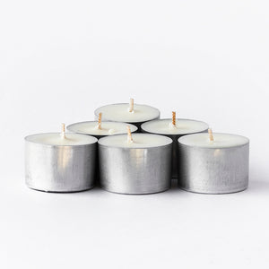 9 Hour Tealight Candles - Pack of 6
