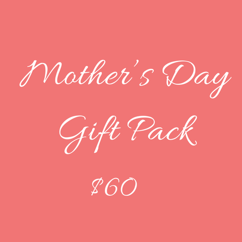 $60 Mother's Day Gift Pack