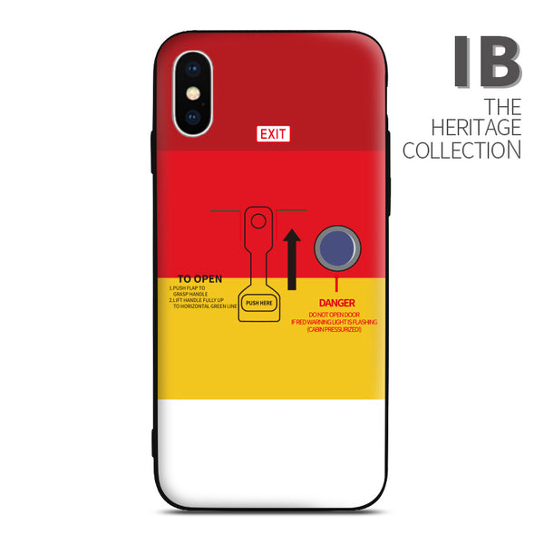 Iberia Airlines Airbus A330 Phone Case aviation gift pilot iPhone android