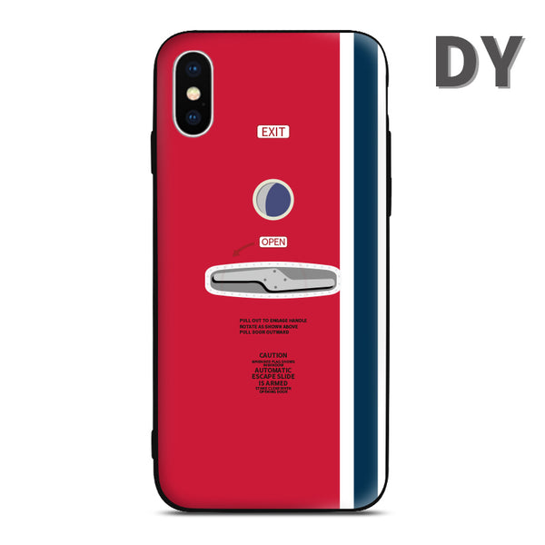DY Aircraft Door Style Phone Case