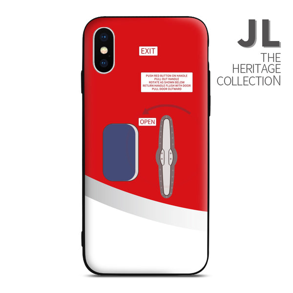 JAL Japan Airlines Boeing 747 Phone Case aviation gift pilot iphone apple samsung huawei