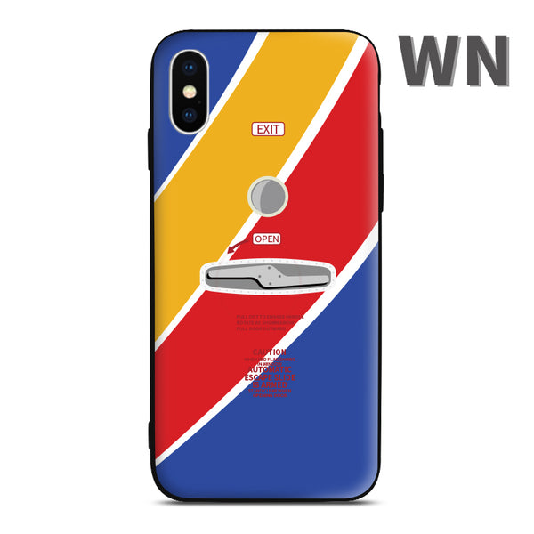 Southwest WN Phone Case aviation gift pilot iPhone Andriod Apple Samsung Huawei