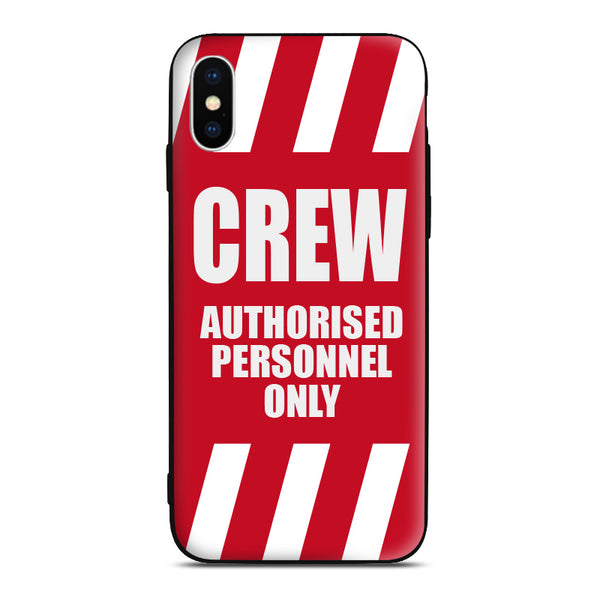 Crew Phone Case airline aviation gift pilot iPhone Android apple Samsung