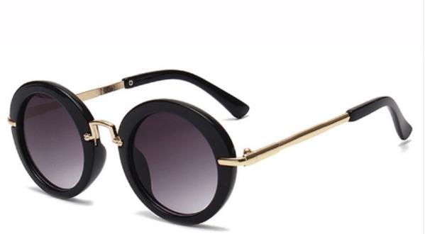 The New Class - Vintage Round Sunnies