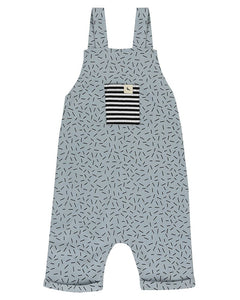 Turtledove London short overalls