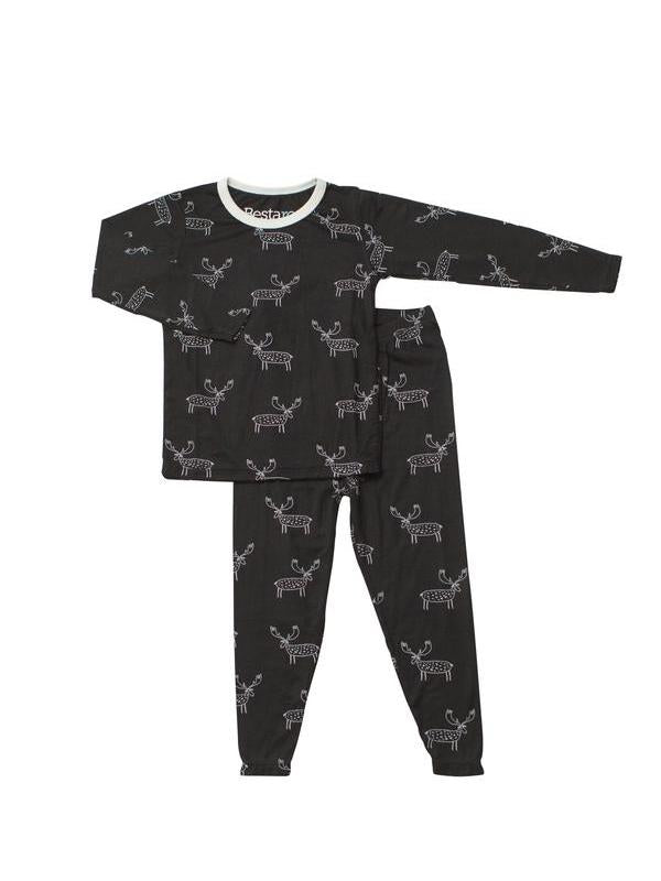 Black Moose Jammies