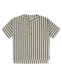 Turtledove London - STRIPE WOVEN SHIRT