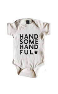 Handsome Handful short sleeve