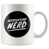 Funny Gifts for Accountant  Accounting Nerd Coffee Mug