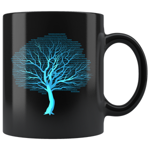 Funny Computer Software Programmer Binary Tree Mug