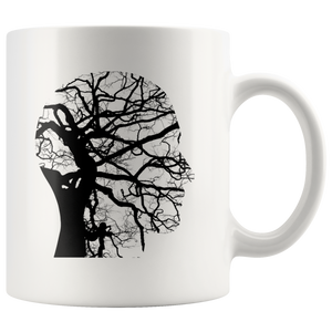 Psychologist Coffee Mug Mental Health Brain Thinking Gift