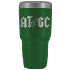 AT GC Chemistry Biology Science Teacher Gift Idea Travel Tumbler 30 oz
