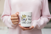 Don't Stop Me-Ow Freddie Mercury And Cat Lover Ceramic Coffee Mug 11 oz