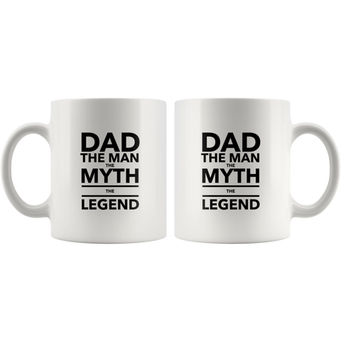 Funny Mug For Dad Fathers's Day Gift Idea for Dad Coffee Mug