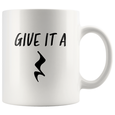 Give It A Rest Funny Music Director Appreciation Gift Coffee Mug 11 oz