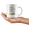 Squishy Gifts - Just A Girl Who Loves Squishes And Slime Coffee Mug 11 oz