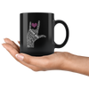 I Love You Mug Different Languages ASL Ceramic Mug