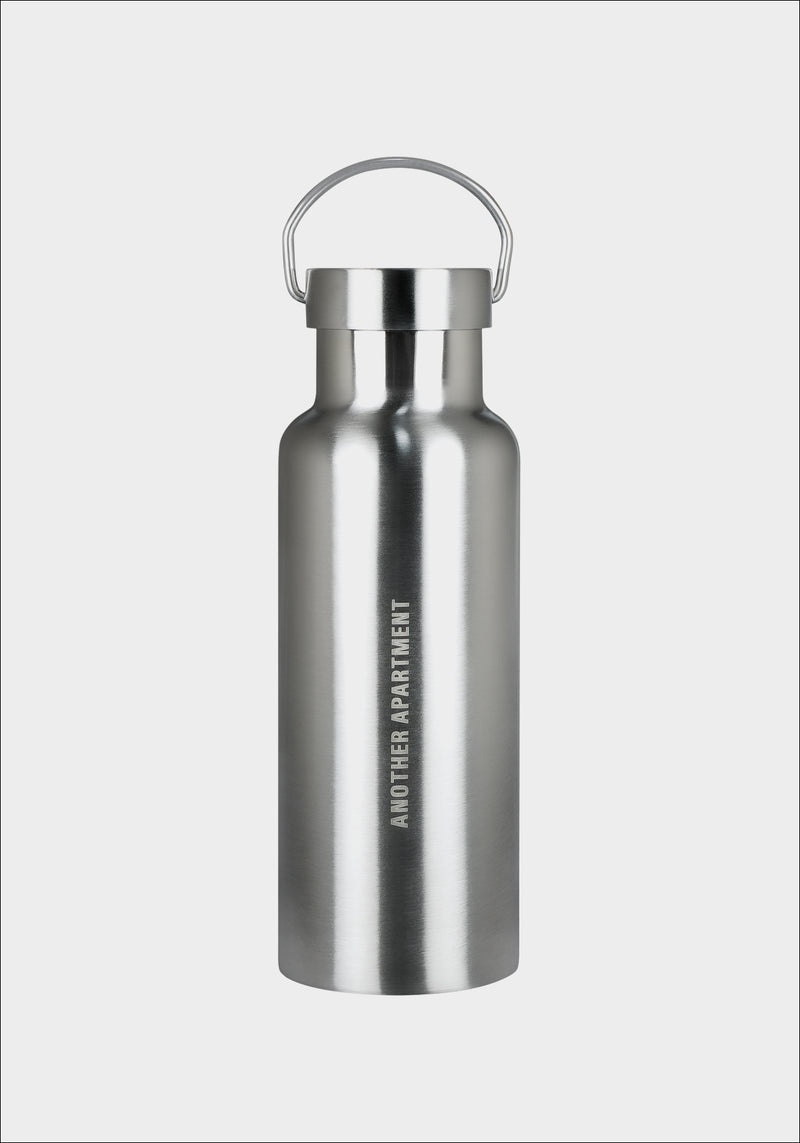 Another Apartment Silver Logo Bottle