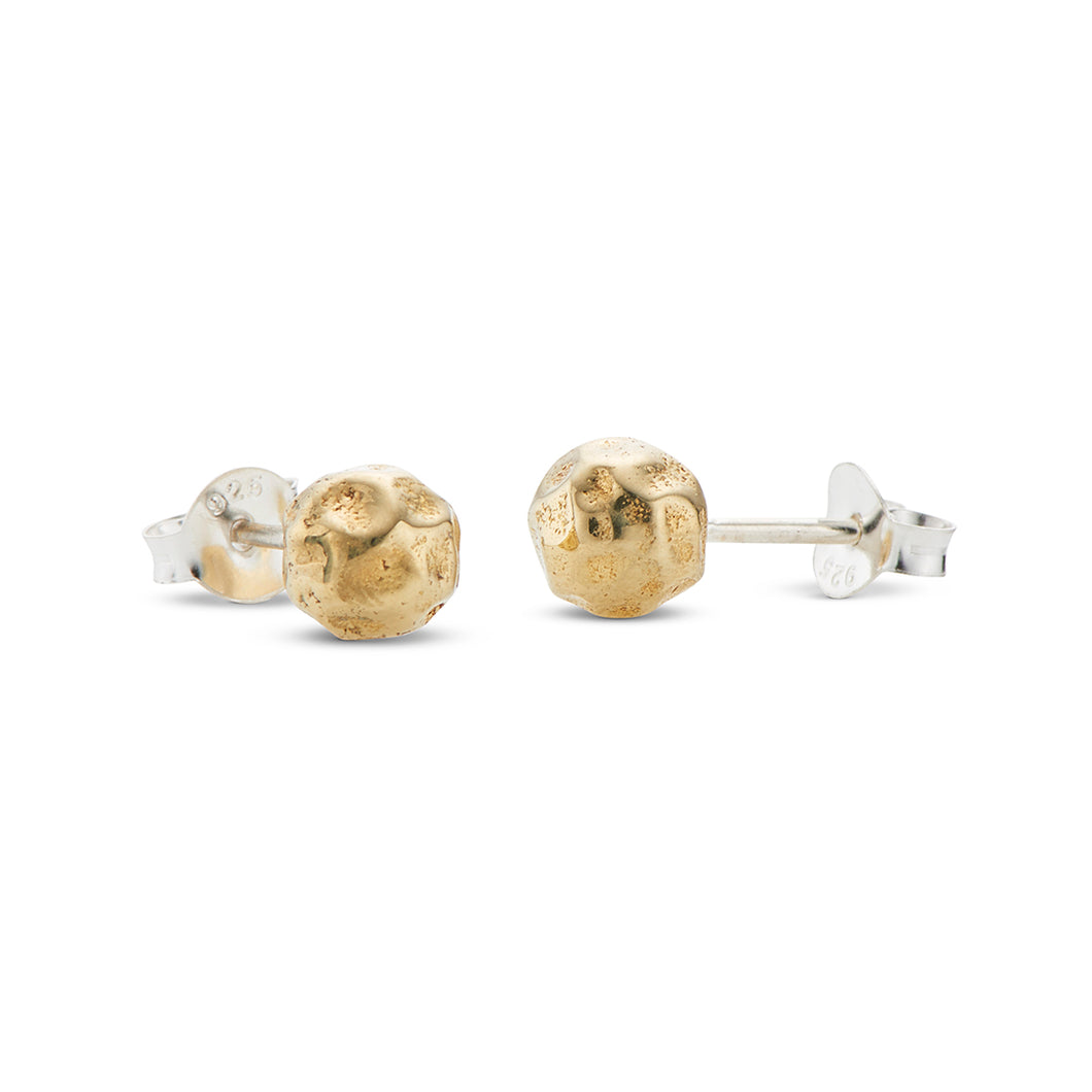 Palas Ball Stud Earrings