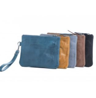 Rugged Hide Gili Purse/Clutch