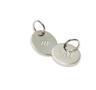 Palas Charm - Small Initial (A-Z)