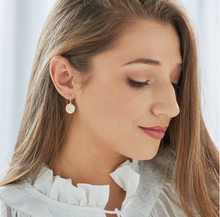 Load image into Gallery viewer, Palas Petite Disc Earrings