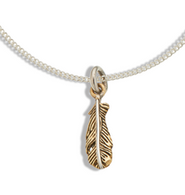 Load image into Gallery viewer, Palas Fine Necklace - Feather
