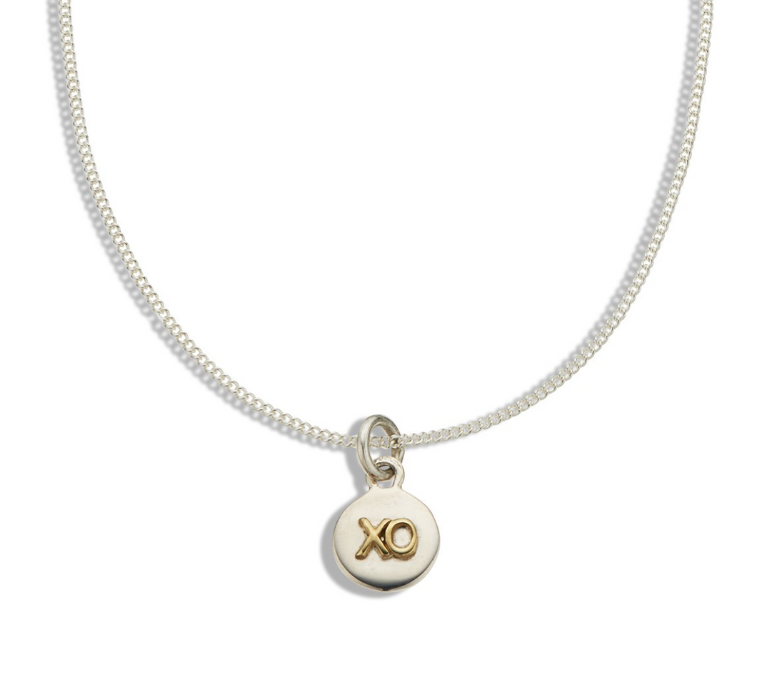 Palas Fine Necklace - XO