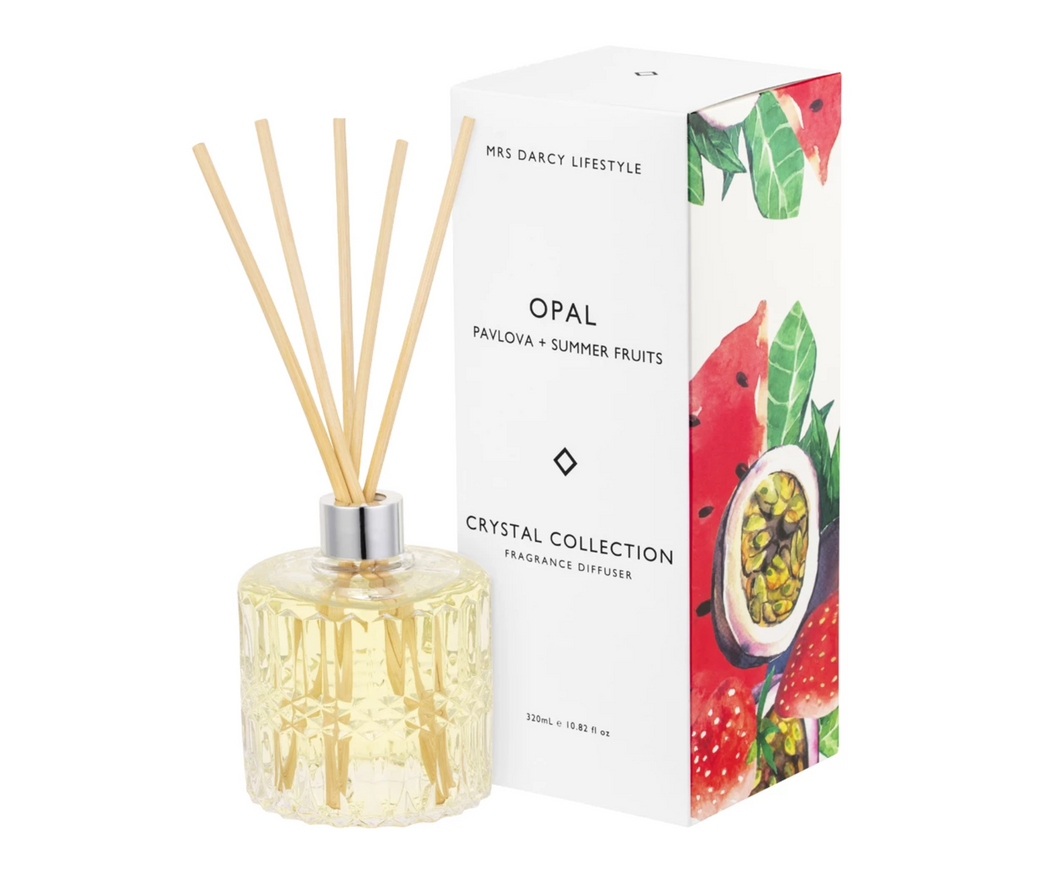 Mrs Darcy Opal Diffuser