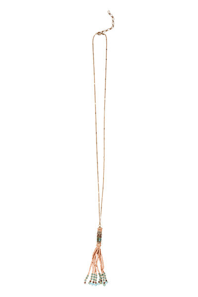 Eb & Ive Katavi Bead Necklace