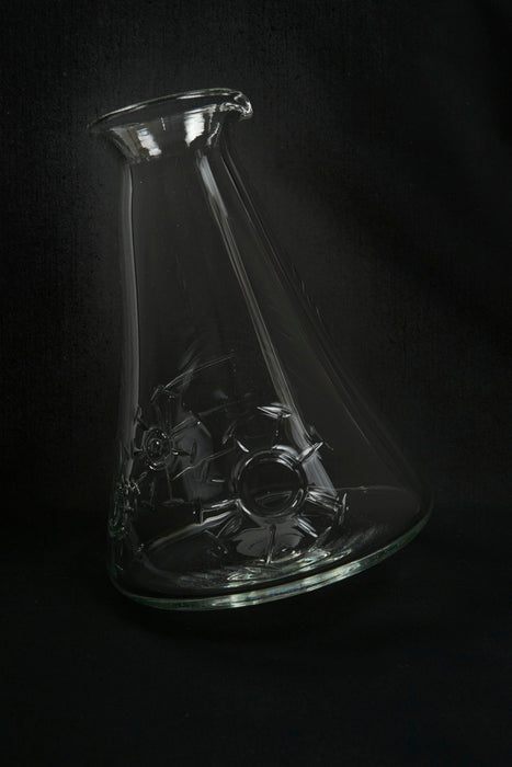 Covid Wobbly Wine Decanter (available to be pre-ordered for Fall Production)