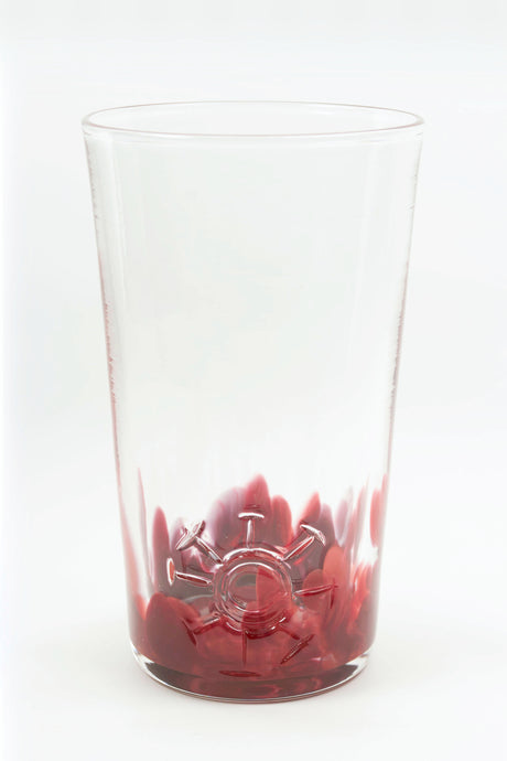 Pandemicware (Red Accent) Tumbler