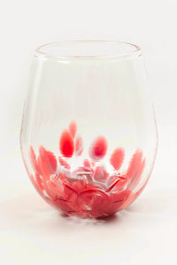 Pandemicware (Red Accent) Stemless