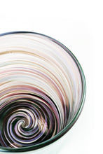 Load image into Gallery viewer, Swirl Highball Glass in Purple