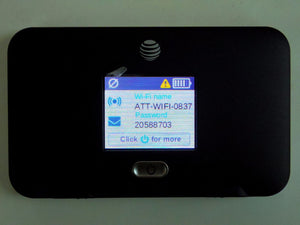 Unlocked Netgear Aircard AC779S 4G LTE WiFi Mobile Hotspot AT&T NO Backcover Ship from China