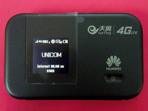 Unlocked Huawei E5372s-22 CAT4 LTE FDD 800/1800/2600Mhz Mobile Hotspot Router Ship from China