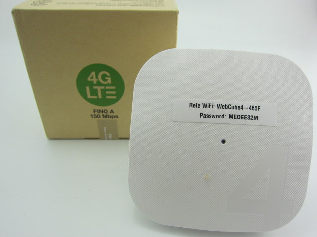 UNLOCKED WebCube4 Huawei E8378Ws-210 4G LTE FDD 1800/2600 TDD 2600 WiFi Router Ship from Italy