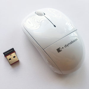 Toshiba Dynabook Wireless Laser Mouse Same To M215 with 10M Receive Distance