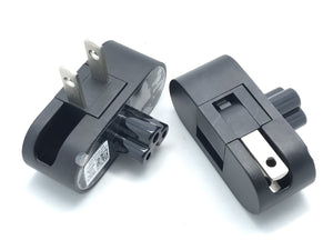 New Dell Venue 11 5130 7130 7139 7A 125V 2-Prong Power Adapter E342494 08DHY9 Ship from China