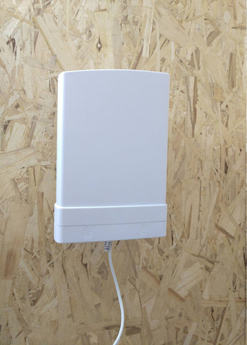 Dual-Q LTE Outdoor router Band 2/4/12 for Rural RV Yacht AT&T Tmobile Approval US Ship