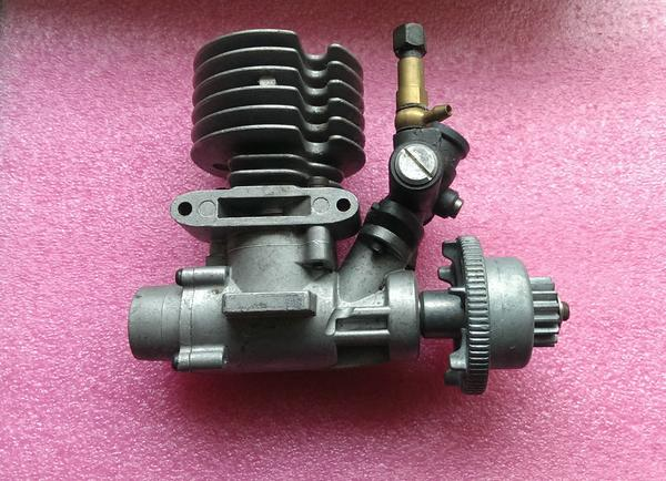 .12 size 15 class nitro xrc engine + clutch + flywheel (Toki, 1/10, SH.15) US Ship